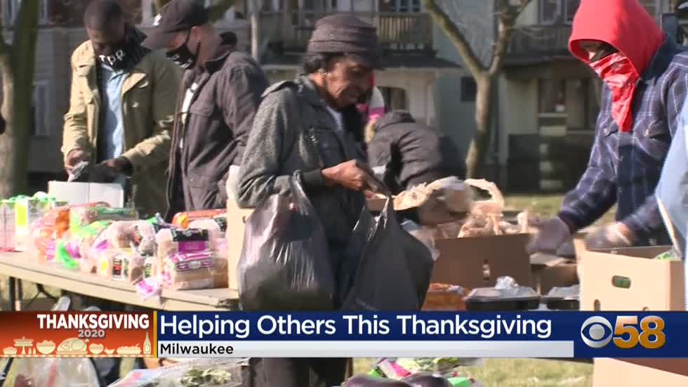 'Hunger doesn't wait': Organizations host food, winter...